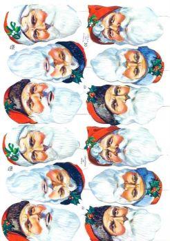 0788 - Santa Father Christmas