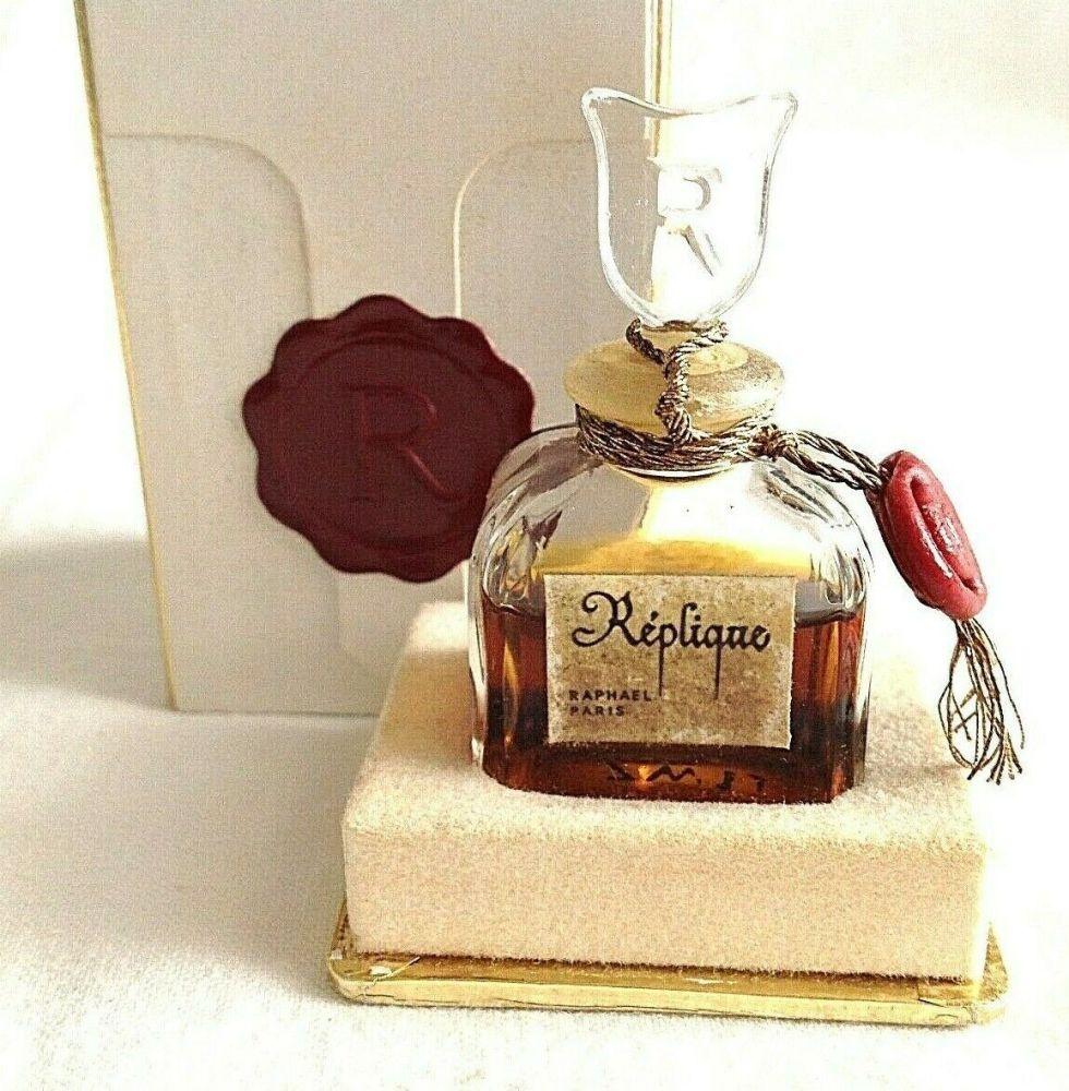 Vintage Raphael Replique Perfume Scent Bottle