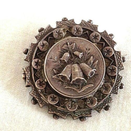 Antique Fahrner Arts & Crafts Brooch Pin
