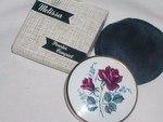 Vintage Melissa Powder Compact