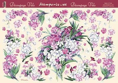 DFV151 - Mauve Blossom