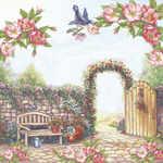 DFT 174 Flower Arch