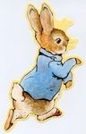 Peter Rabbit Garland