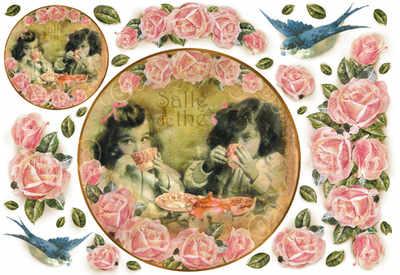 DFS 105 Tea Rose