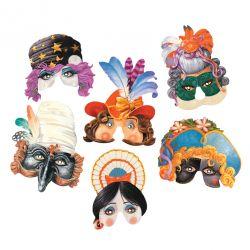 Venetian Reproduction Mini Masks