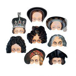 National Portrait Gallery Masks