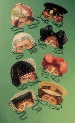 Victorian & Albert Museum Masks