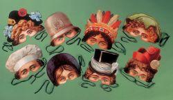 Speilzeugmuseum Nurnberg Masks