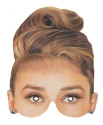Audrey Hepburn Mask