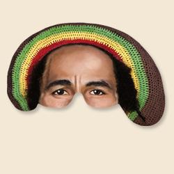 Bob Marley Mask