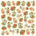 DFT 197 Cherubs & Roses