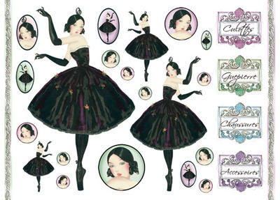 DFS 150 Ballerina Dancer