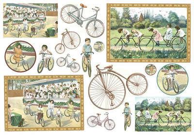 DFS 152 Vintage Bicycles
