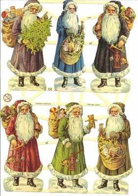 Santa Claus Father Christmas