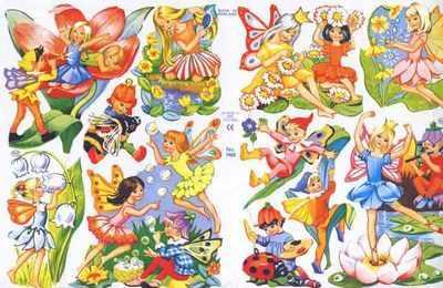 1468 - Elves Elf Fairies Fairy Kingdom