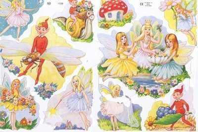 1726 - Fairys Fairies Elf Elves Fairyland