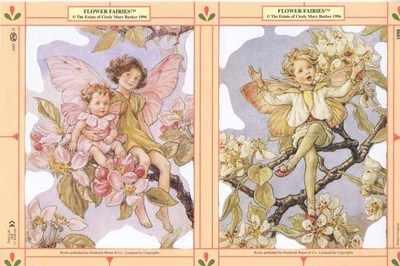 1898 - Cicely Mary Barker Flower Fairys Fairies