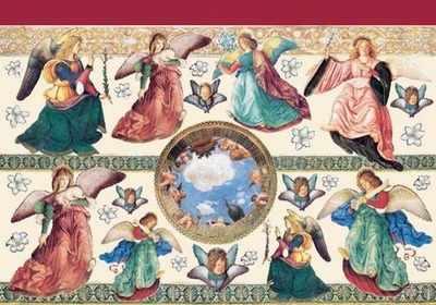 DFV017 - Angel Angels Heavenly Host