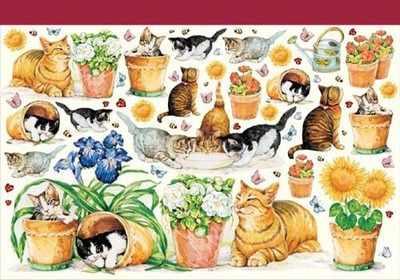 DFV056 , Cats Kittens Cat