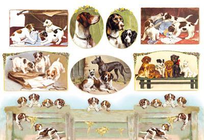 DFS 064 Dogs Retro