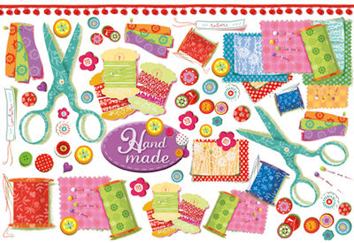 DFS 187 Creative Sewing