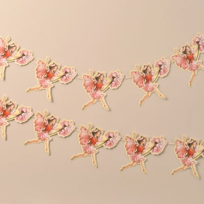 Flower Fairy Garland