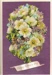 Floral Bouquet Mothers Day or Birthday Card
