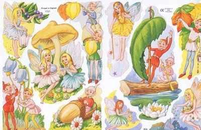 1727 - Fairys Fairies Elf Elves Fairyland
