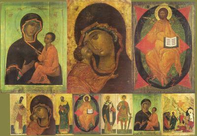 DFGS002 - Religious Icons