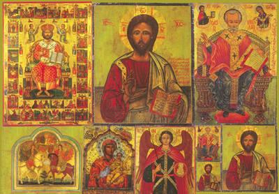DFGS011 - Religious Icons