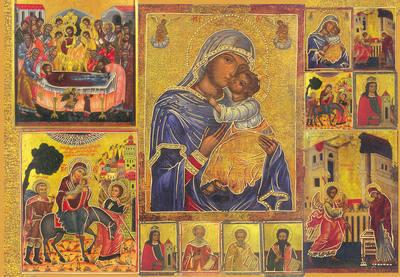DFGS005 - Religious Icons