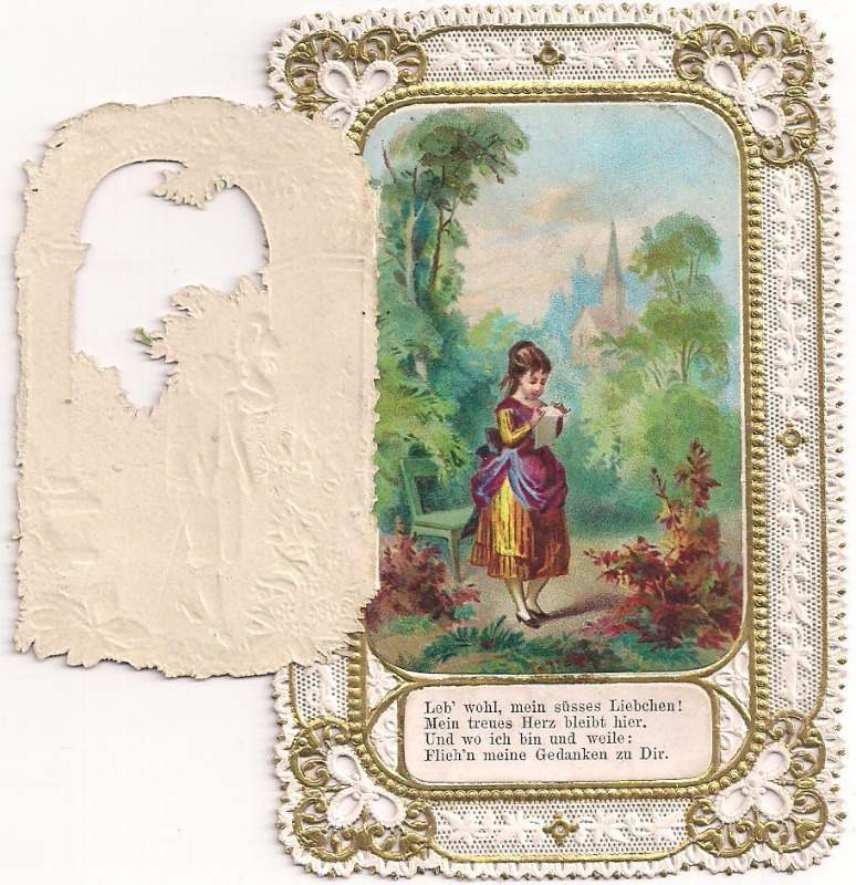 paper lace valentine 2