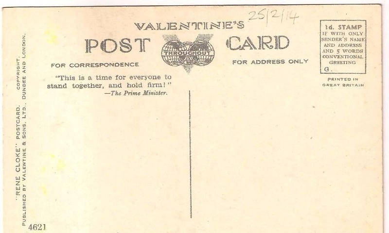 postcard 14 reverse