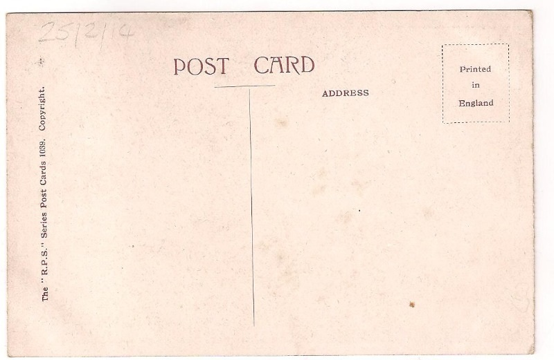 post card 16 reverse