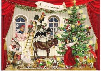 Mini Advent Calendar