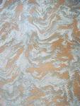 Italian Marbled Gold Green Art Decoupage Paper 177