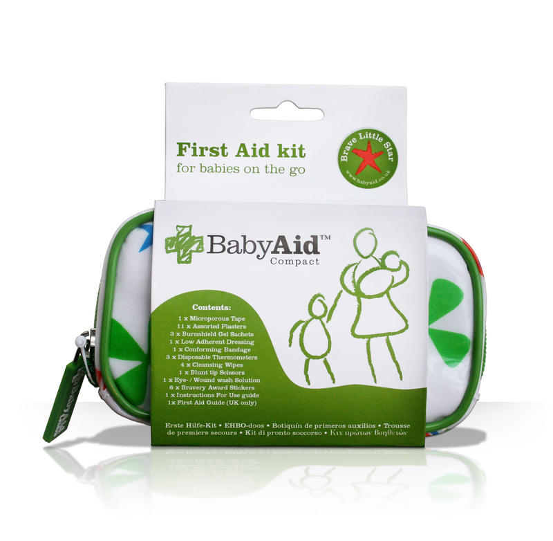 baby aid compact new design with packaging