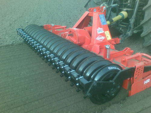 Power harrow DD550lite