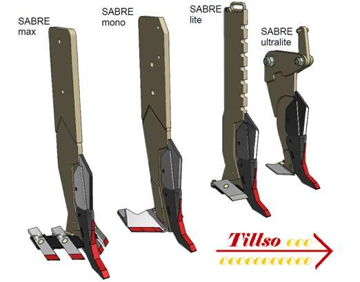 sabre full range