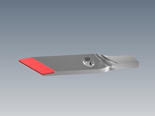 Sabre Max Wing Slat LH