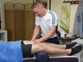 1 x 60min sports massage