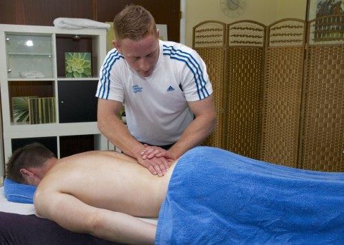 5 x 90min sports massage