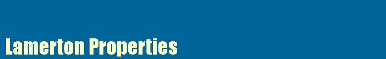Lamerton Properties, site logo.