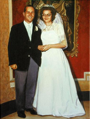 1960s Wedding