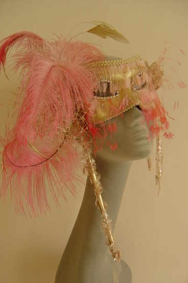 florian bespoke venetian mask