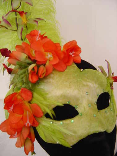 tropicana  venetian mask