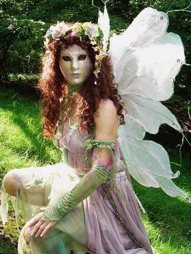 the woodland fairy