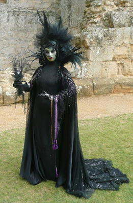 the gothic witch
