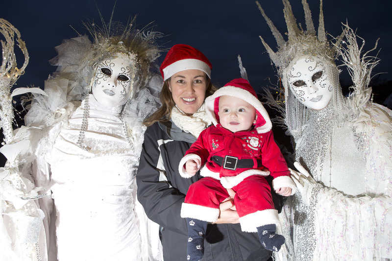 Ice Queens and the Christmas baby