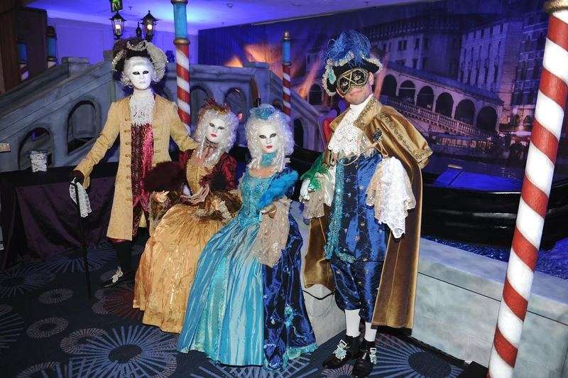 Venetians in Venice